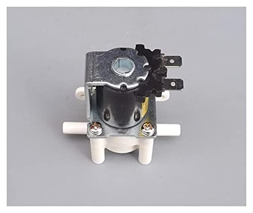 JIAN Interruptor de válvula de Agua eléctrica en Miniatura Que se Ajusta a la válvula de Drenaje DC24V Normalmente válvula solenoide Cerrada Exquisite