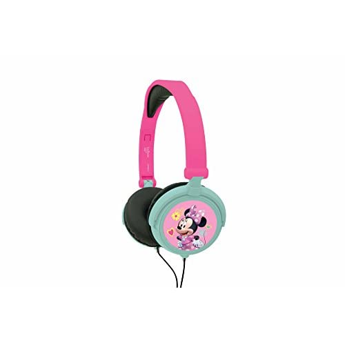 Lexibook HP010MN - Cuffie Audio Minnie Bowtique Stereo