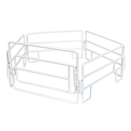 Little Buster Toys 5 pc Panel Gate White