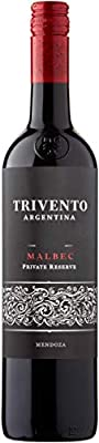 Trivento Private Reserve Malbec 2019, 75 cl, Pack of 6