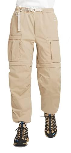 Nike Men's ACG Smith Summit Cargo Pant (Large, l) Khaki/Black