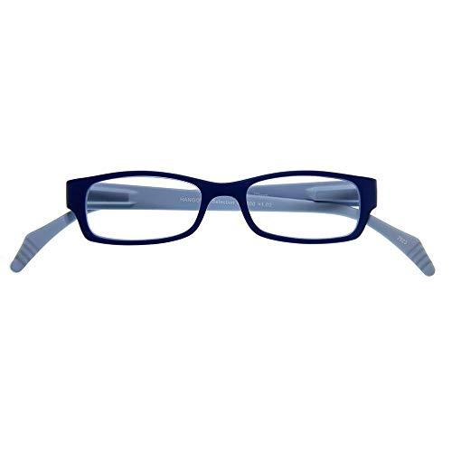 I NEED YOU Lesebrille Hangover Selektion SPH: 2,00 Farbe: blau-hellblau, 1 Stück