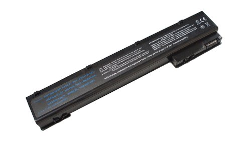 PowerSmart® 14.8V 4400mAh Li-ION Batterie pour HP EliteBook 8560w Mobile Workstation, EliteBook 8570w Mobile Workstation, EliteBook 8760w Mobile Workstation, EliteBook 8770w Mobile Workstation