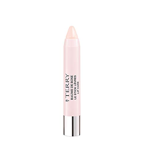 By Terry Baume De Rose Crayon   Nourishing Lip Balm   Full & Plump Lips   Travel Friendly   2.3g (0.08 Oz)