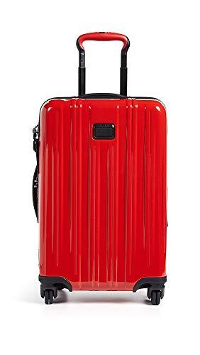 TUMI - V3 International Expandable Carry-On Luggage - 22 Inch Hardside Suitcase for Men and Women - Sunset