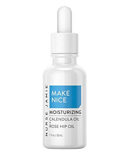 of moisturizer oil for face skins Nurse Jamie Healthy Skin Solutions Nurse Jamie Healthy Skin Solutions Make Nice Moisturizing Oil, 1 oz