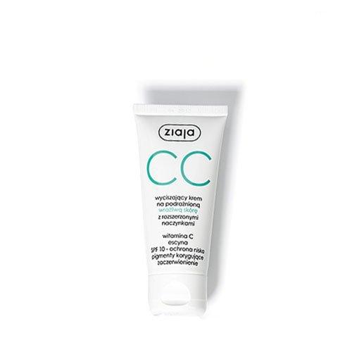 Ziaja CC-Creme für gereizte Haut LSF10, 50 ml