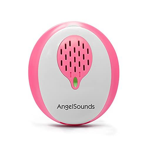 Vatch   Angelsounds Pocket fetal Doppler JPD-200S   Schwangerschaft herztöne Sound Baby gerät angelsound hören   Herzschlag für Schwangere Frau Angel Sounds Heartbeats