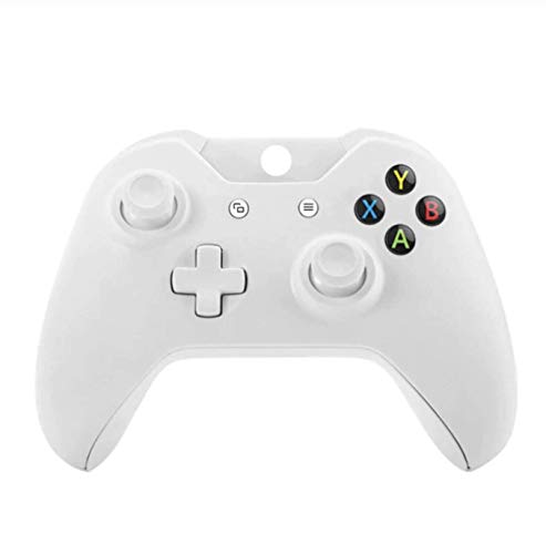 Chasdi Xbox one Wireless Controller V2 for All Xbox One Models and PC (White)