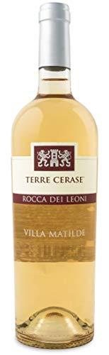 Villa Matilde Vino Terre Cerase Aglianico Rosato - 6 bottiglie da 750 ml