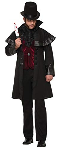 Forum Novelties 78646 Disfraz de Jack el Destripador, para hombre, tamao del pecho 106-101 cm
