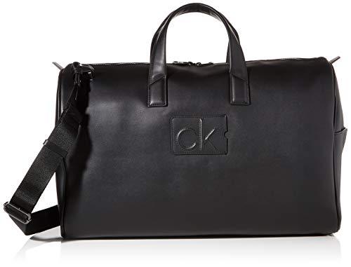 Calvin Klein Herren CK Central Weekender, Schwarz, OS