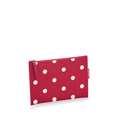 reisenthel case 1 Kosmetiktäschchen Etui Kosmetiktasche Federmappe 24cm (ruby dots)