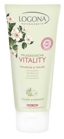 Logona Vitaliy - Gel de ducha (200 ml)