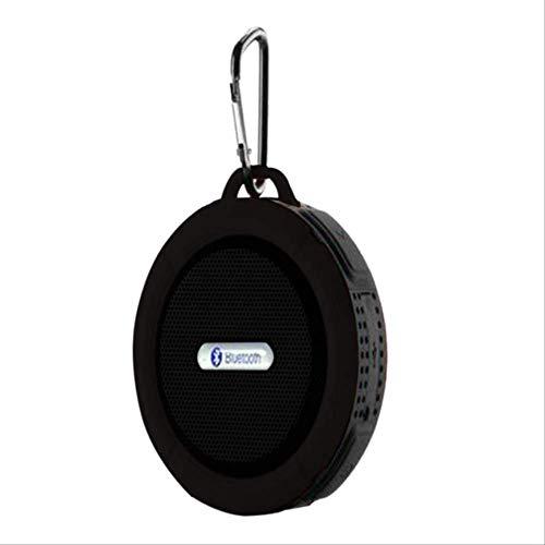 Mirage Ipx6 Waterdichte Outdoor Draadloze Bluetooth 4.0 Stereo Draagbare luidspreker Ingebouwde Mic Shock Resistance Speakers Met Bass Blauw, Zwart