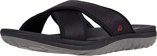 Clarks Step Beat Sail Black Textile 10.5