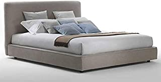 BED Marac King Size Bed With Mattress - 180cm X 200cm