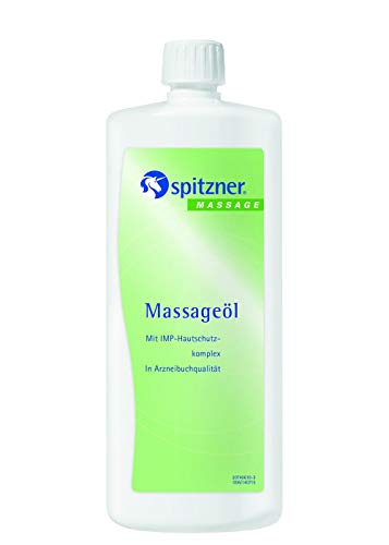 Spitzner Massageöl, 1000 ml