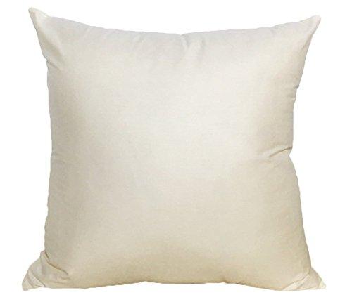 MSYOU algodón Almohada Lanzamiento Almohada Funda de cojín Beige Claro Fácil sofá Almohada cojín Lumbar Decorativa Auto Almohada ( Peces X 45cm )