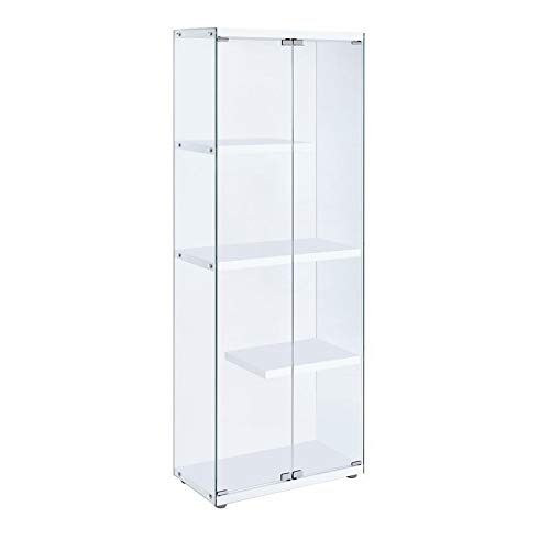 Picket House Furnishings Maxwell Glass Display Cabinet