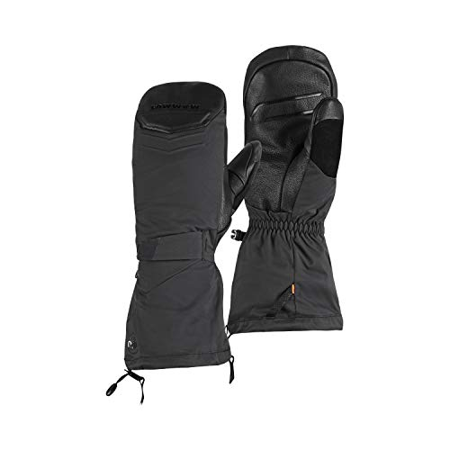 Mammut Scalottas 2in1 Handschuhe, Black, 5