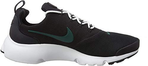 Nike Herren Presto Fly Laufschuhe, Mehrfarbig (Oil Grey/Rainforest/Black/White 015), 44 EU