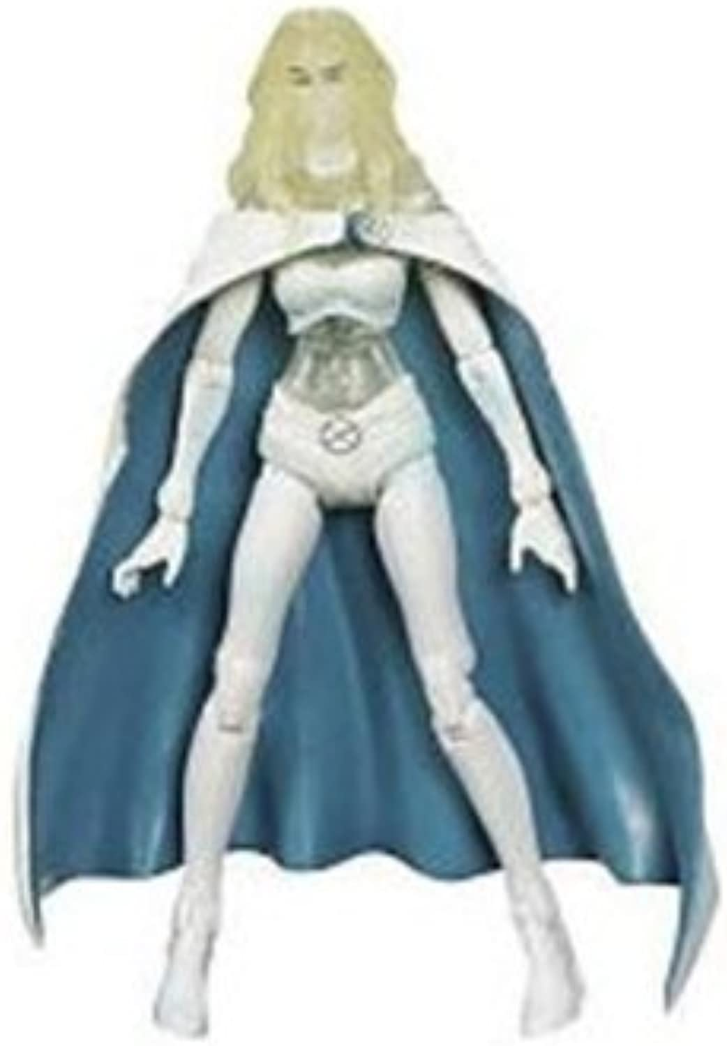 Marvel 2006 LEGENDS Exclusive - DIAMOND EMMA FROST - ca. 15cm Action-Figur B004U9M63Q Stil  | Beliebte Empfehlung