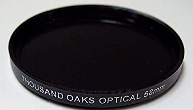 SL58-T - Threaded (SolarLite Film) Solar Filter for Camera