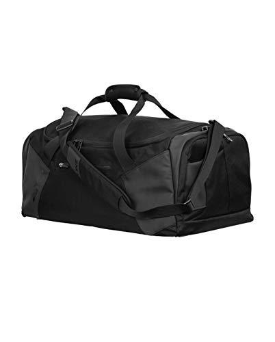 2XU Unisex 24/7 Duffle Bag-UQ5466g, Schwarz, Einheitsgröße