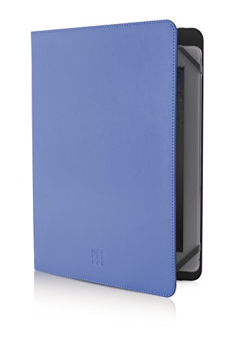 Moleskine mout10blu Universale Custodia per Tablet, Debossed Logo Baby, 22,86–25,4cm (9–10Pollici) Blu