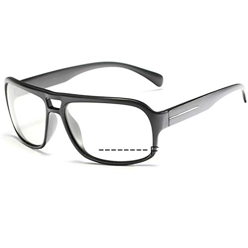 AOCCK Sonnenbrillen,Brillen, WBL Photochromic Sunglasses Men Polarized Sun Glasses Male HD Driving Goggles UV400 Chameleon Day Night Driving Goggles Gafas B1822