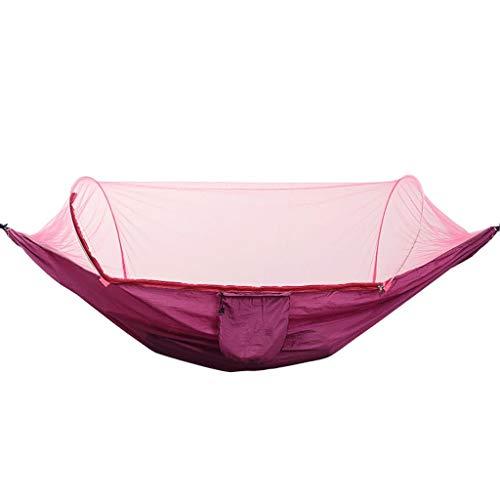 HXF- Hangmat outdoor draagbare volwassen slapen indoor huis anti-rollover schommel stabiel E