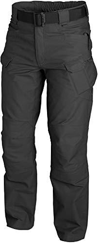 Helikon UTP Pantalons Polycoton Ripstop Noir Taille L Cour