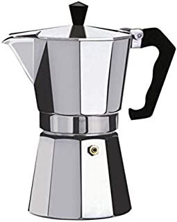 #N/V Cafetera de aluminio para cafetera, cafetera, cafetera, cafetera, cafetera espresso, cafetera