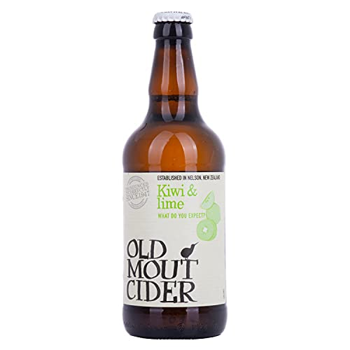 Old Mout Cider Kiwi & Lime 4.5% Vol. 12 x 0.5L - 6000 ml