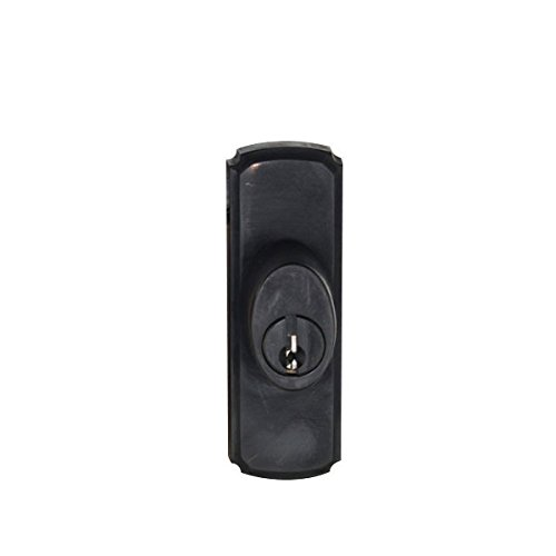 Andersen Newbury¬ Style - Exterior Keyed Lock with Keys (Right Hand) in Oil Rubbed Bronze