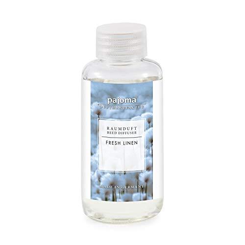 Raumduft Nachfüllflasche Fresh Linen, 1er Pack (1 x 100 ml) von pajoma