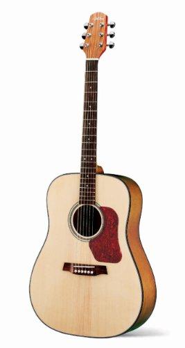 Walden Gitarren w-d550-w Stahlsaitengitarre