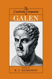 The Cambridge Companion to Galen (Cambridge Companions to Philosophy)