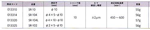 新潟精機 SK スタイラスセンター SR-102 [3155]