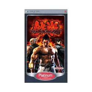 Tekken 6 - Platinum Edition (Sony PSP) [Import UK]