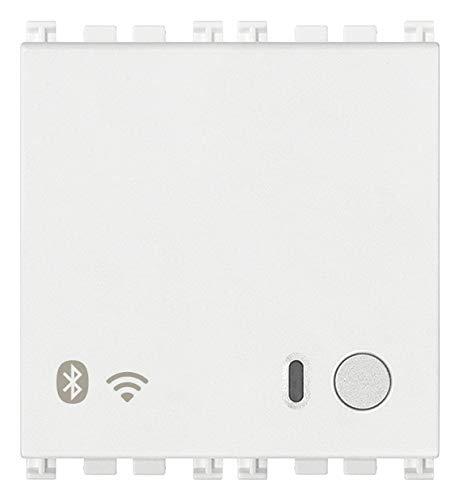 Vimar 19597B Arke Gateway IoT Bluetooth Wi Fi fur Integration Konfiguration Wireless VIEW Uberwachung uber Cloud und App 2 Module