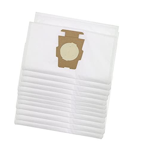 V-MAXZONE Piezas de Repuesto para aspiradoras Accesorios 12 Piezas Bolsa para el Polvo Pieza para aspiradora Kirby Sentria 204808/204811 Universal