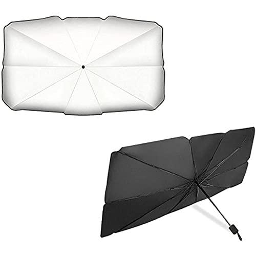 Paraguas de Parabrisas de Coche para BMW G32 Serie 6GT, sombrilla de Coche, Parabrisas Interior, Cubierta de Parasol, Ventana Frontal, protección UV, Cortina, Parasol