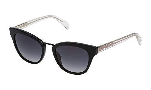 TOUS STOA06-510700 Gafas, Negro, 51/20/135 para Mujer