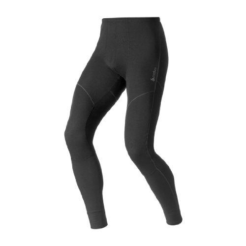 Odlo Herren BL Bottom Long Active X-WARM Unterhose, Black, XL