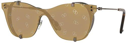 Valentino Gafas de sol Gafas de sol VA2016 3039V3 Mujer color Oro oro tamaño de la lente 39 mm