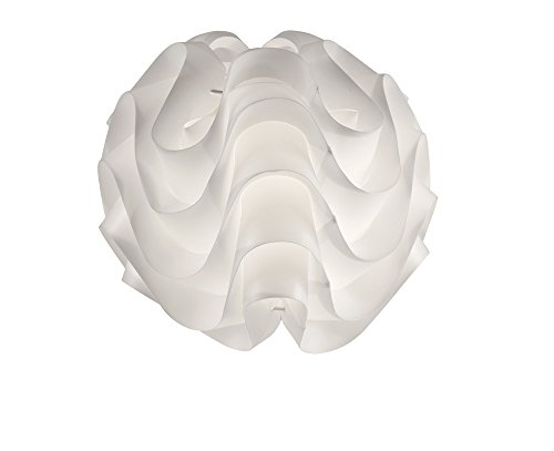 Adtwin Lámpara de techo E14, Blanco