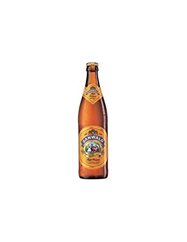 Cervez Sanwald Hefe Weizen 50CL