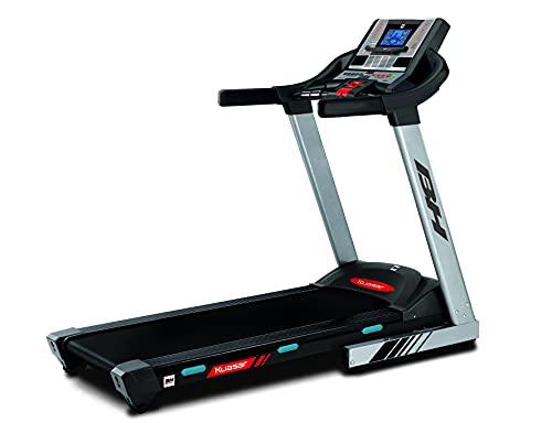 BH Fitness Cinta de Correr Kuasar G6414IKU Velocidad Maxima 18 Km/h....